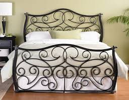 Iron Frame Beds Iron Frame Bed Really Beautiful Black Iron Bed Frame For