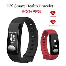 blood health bracelet images E29 smart bluetooth ecg ppg hrv health bracelet watch wristbands jpg