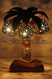 Coconut Shell Chandelier Coconut Shell L Lighting Lights Ls For Home Decor