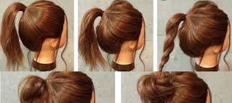 easy messy buns for shoulder length hair super easy messy bun in 5 simple steps makeup mania