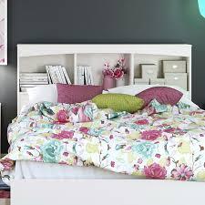 Queen Headboard Bookcase Bedroom Furniture Diy Bookcase Headboard Queen Headboard With