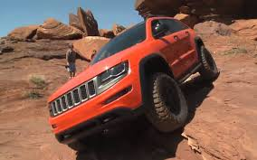 moab jeep safari 2014 new video shows 2013 jeep safari concepts tackling moab truck trend