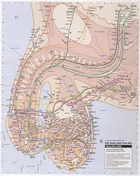 Nyc Subway Map Poster by Media Assassin