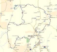 Map Of Taos New Mexico by Maps Don Moe U0027s Travel Website