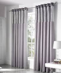 Coffee Bag Curtains by Silver Luxury Eyelet Lined Curtains Savoy 390851426673 5 99