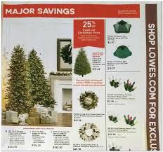 index of sales lowes