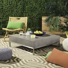 Indoor And Outdoor Furniture by Vnn1017a Patio Tables Furniture By Safavieh