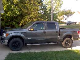 ford f150 rims 17 inch pics of 2009 f150 s with 17inch tire ford f150 forum