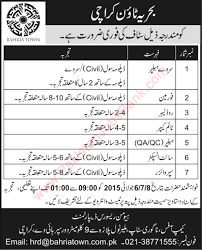 civil engineering jobs in dubai for freshers 2015 mustang bahria town karachi jobs 2015 july civil engineers road labour