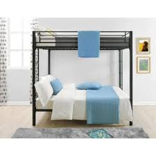Twin Metal Loft Bed With Desk Bunk Beds Twin Over Full Metal Bunk Bed Assembly Instructions