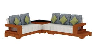 wooden corner sofa set corner sofa living
