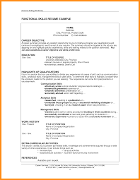 Career Focus On Resume For Student 8 Cv Examples Skills Fillin Resume