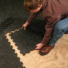 interlocking rubber flooring the durable rubber flooring with