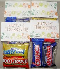 happy thanksgiving goody bags by rj77 cards and paper crafts at