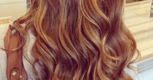 natural red hair with highlights and lowlights natural caramel brown hair color with honey blonde highlight