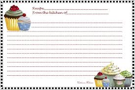 template for a recipe card reply you can print this recipe