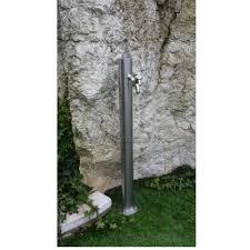 fontane per giardini fontane da giardino acciaio rotondo cm501 inox pmc prefabbricati