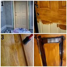 Painting Bedroom Doors by Thrift Faux Wood Painting Materials For Doors Minimalis Fireplace