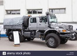 mercedes truck 4x4 mercedes benz zetros 6x6 crew cab truck stock photo royalty free