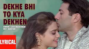 De K He Dekhe Bhi To Kya Dekhen U201d Lyrical Video Farz Preity Zinta
