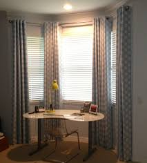 Drapery Designs For Bay Windows Ideas Curtain Patterns For Bay Windows Gopelling Net
