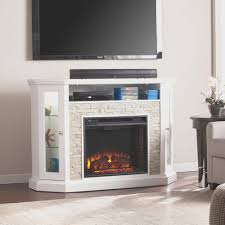 fireplace best white electric fireplace media center home design