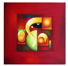 paintings on canvas in satellite ahmedabad exporter