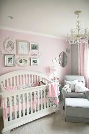 Pink And Gray Nursery Decor Soft And Gray And Pink Nursery Gray And Nursery