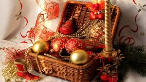 christmas decoration ideas for dining room table decorating photo