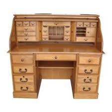 solid oak roll top desks houzz