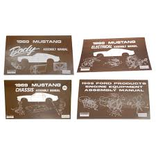 which shop manual for 1969 mustang vintage mustang forums