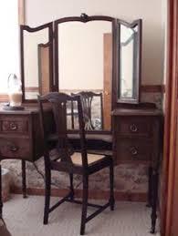 Indiana Bedroom Furniture by Unfinished Vintage Furniture 1940 U0027s Vanity Household Items
