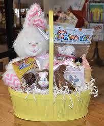 bunny basket snuggle bunny basket things baskets gifts