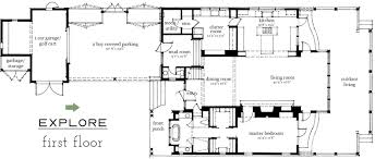 southern floor plans 2014 idea house southern living