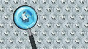 Seeking Best Best Worker Recruiter Human Resources Hr Seeking Concept