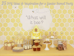 12 diy ideas for a gender reveal party babble