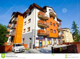 Modern Traditional House Modern Apartment Building Or Traditional House House Modern