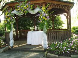 ideas 10 stunning backyard wedding decorations backyard