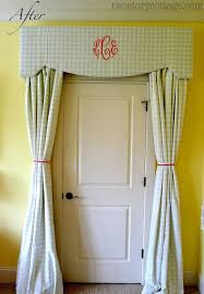 Fabric Covered Wood Valance Best 25 Cornice Boards Ideas On Pinterest Curtains With Valance