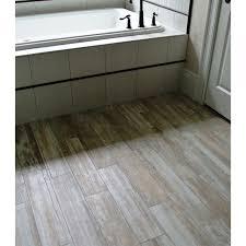 Laminate Floor Tiles For Bathroom Simply Chic Bathroom Floor Tile Ideas