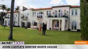 how much is kennedy s winter white house worth