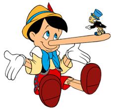 I'm a liar.