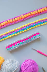 crochet bands best 25 crochet headbands ideas on crochet headband