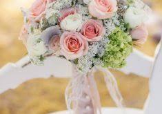 tropical wedding bouquet ideas wedding corners