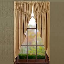 kitchen amazing brown kitchen curtains sheer kitchen curtain