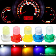 white light bulbs not yellow t3 led car light bulb cluster gauges dashboard white yellow blue red