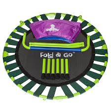 amazon com portable u0026 foldable trampoline for kids and toddlers