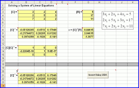 Problem Solving Template Excel Spreadsheets
