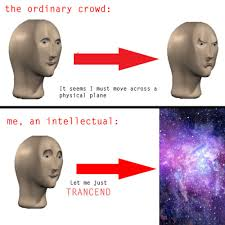 Meme Man - surreal memes tumblr
