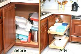Storage Containers For Kitchen Cabinets Kitchen Organization Containers Lazy Storage Ideas Storage